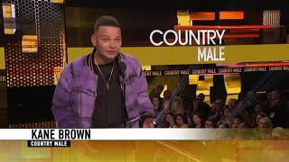 Kane Brown Wins Favorite Male Artist - Country - AMAs 2018