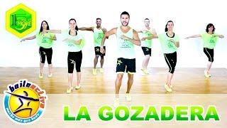 La Gozadera (Gente De Zona) I Coreografía Salsa Reggaeton| BAILEACTIVO