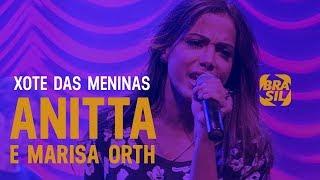 Anitta e Marisa Orth - Xote Das Meninas l Almanaque Musical