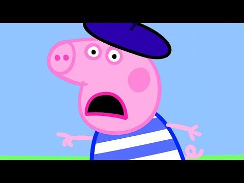 Xxx Mp4 Peppa Pig English Episodes Pirate Peppa Pig Peppa Pig Official 4K 3gp Sex