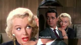 MARILYN MONROE performs BYE BYE BABY - Gentlemen prefer Blondes (ft Jane Russell) HD