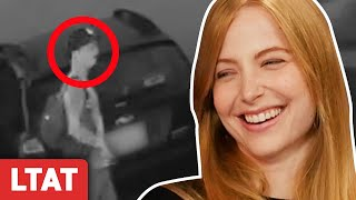 Studio Scandal Caught On Camera