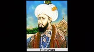 Humayun  (all competitive exam IAS ,RAS ,SSC ,BANK ...by  Devendra kumar trivedi. .40)
