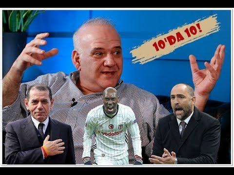 Ahmet Çakar, Dursun Özbek Ve Igor Tudor'u Sınıfta Bıraktı. | 10 Numara Muhabbet