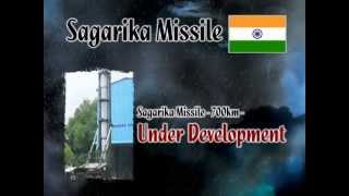 Pakistani Missiles vs Indian Missiles