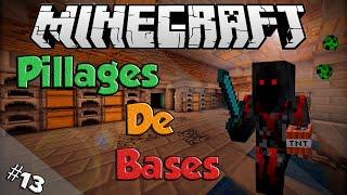 Minecraft - Sky Base Raid Episode #13 | [Pillage]