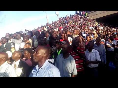 President Uhuru Dp Ruto In Kiambu Kabogo Humilated
