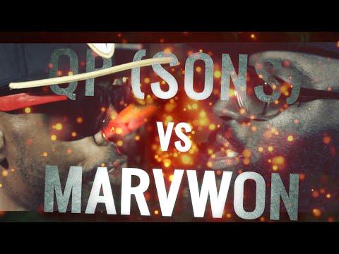 QP (SONS) VS MARVWON // BLACK ICE CARTEL // WAR SEASON