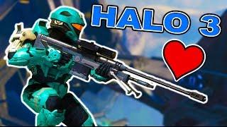 I LOVE HALO 3