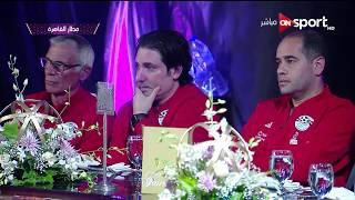 """كلمة المهندس """" هاني ابو ريده """" من حفل الاعلان عن الطائرة الخاصة بالمنتخب المصري """""""