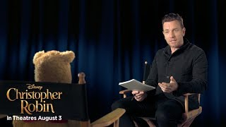 "Christopher Robin  ""Welcome to the Hundred Actor Wood"" Featurette"