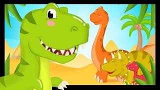 La chanson des dinosaures - Comptines pour les enfants - Titounis