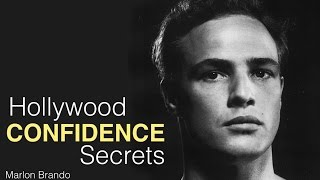 How To Be Confident With Girls: Marlon Brando Confidence Breakdown