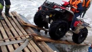 ATV Funny Fails Mudding Crashes Extreme Off road Compilation