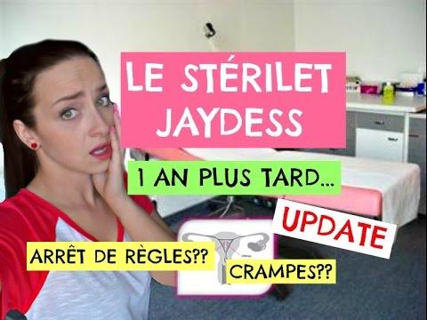 Le Stérilet 1 an plus tard (Arrêt de règles,changement)