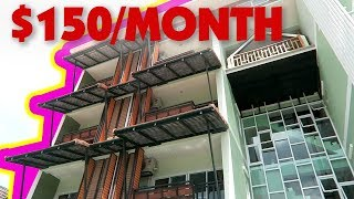 $150/month - Chiang Mai Cheap Apartment for Long Term Stay