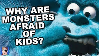 Pixar Theory: Why Are Monsters Told Kids Are Toxic?