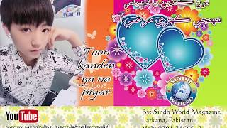 TOON KANDEN YA NA PYAR | SINDHI NEW SONG 2017 REMIX | SINDHI SONG HOT DANCE | NEW SINDh