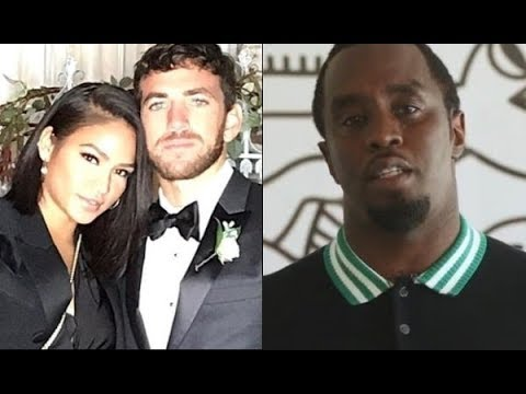 Diddy Likes Ex Cassie's Pic With Her New BF Alex Fine -REAL OR JUST P.R/COVER-UP