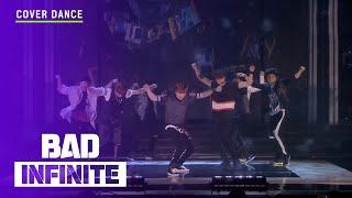 ALL THE K-POP Cover Dance ::: INFINITE - Bad