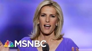 Jonathan Capehart: Laura Ingraham Is Deplorable | Velshi & Ruhle | MSNBC