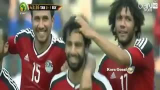 Egypt vs Tanzania 2 0 all goals Full highlights 2016