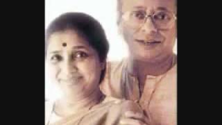 Asha Bhonsle   R D Burman - Kine De Reshmi Churi....flv