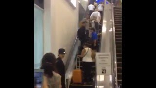 [140911] NCT U Ten at Suvarnabhumi Airport (2)