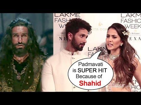 Xxx Mp4 Shahid Kapoor S Wife Meera Rajput S BEST Reply On Why Padmavati Became SUPER HIT 3gp Sex
