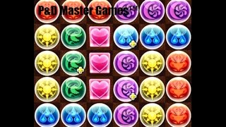Tips#1 - How to make Combos - The Complete Combo Guide 【Puzzle and Dragons】 - /パズドラ EU