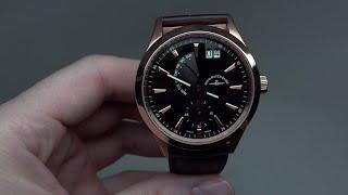 Zeno Gentleman Vintage Line Men's Watch Model: 6662-7004-PRG-F1