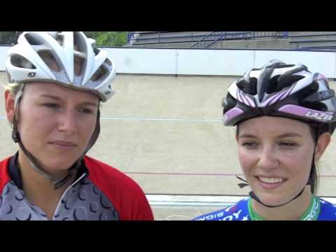 2012 Track Nationals Preview - Allie