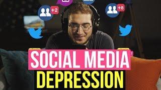 Social Media is making us depressed