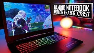 Das Perfekte High-End Gaming Notebook | MEDION ERAZER X7857