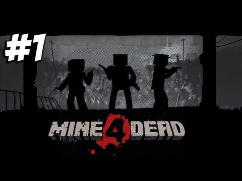 Minecraft Mine 4 Dead Blockhawk down 1