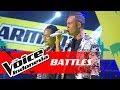 "Ope vs Aldo ""Bang Bang Tut"" | Battles | The Voice Indonesia GTV 2018"