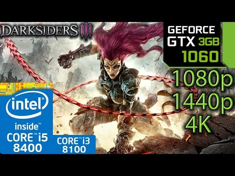 Xxx Mp4 Darksiders 3 III GTX 1060 3gb I5 8400 I3 8100 1080p 1440p 4K Benchmark PC 3gp Sex