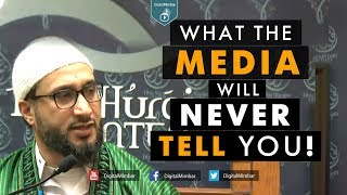 What the Media will NEVER tell YOU! - Moutasem Al Hameedy