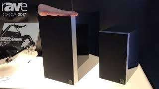 CEDIA 2017: Definitive Technology Launches Demand Series D11 High-Performance Bookshelf Speaker