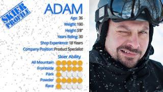 Adam's Review-Atomic Vantage 90 CTI Skis 2017-Skis.com