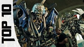 Top 10 | TF Best Secondary Character (AUTOBOTS)