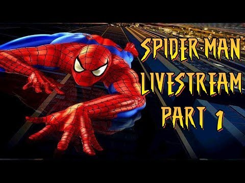 Xxx Mp4 THE OG SPIDEY Spider Man PS1 LIVESTREAM 3gp Sex