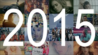 Top 100 Most Viewed Videos of 2015