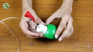 How to Make Working Model of Heart and Circulatory system of Human for Science Project