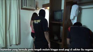 Remaja Bawah Umur Dicekup Dalam Hotel