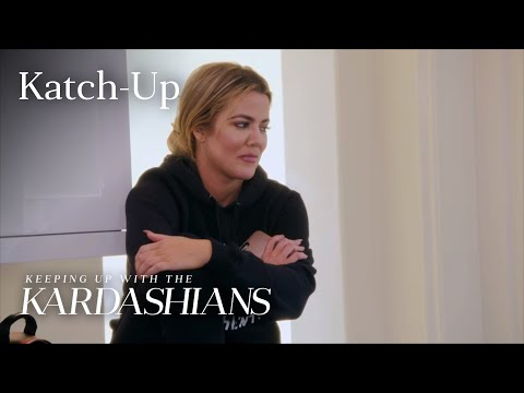 Keeping Up With the Kardashians Katch Up S12 EP14 E