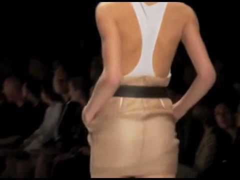 Xxx Mp4 Amanda Wakeley Collection SS 2010 London Fashion Week Show 3gp Sex