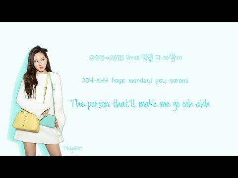 TWICE (트와이스) Ready To Talk Lyrics (Color Coded Han Rom Eng)   by Soshi Lyrics