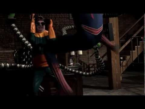 Xxx Mp4 Superman Vs Spider Man XXX Porn Parody Trailer 3gp Sex