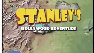 THE ORIGINAL!!! Flat Stanley's Hollywood Adventure